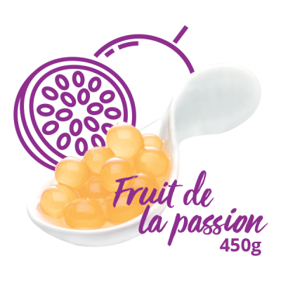 Bulles fusion | Fruits de la passion 450g