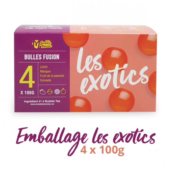 Ensemble Les exotics
