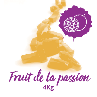 Jelly Fruit de la Passion