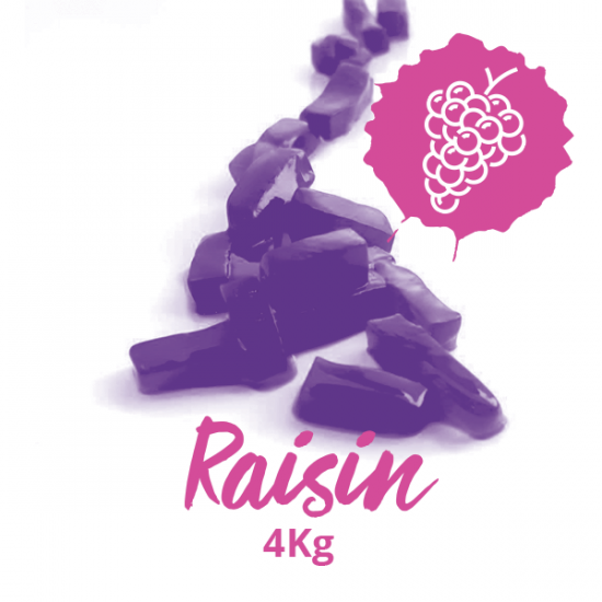 Jelly aux Raisin