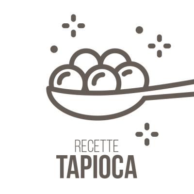 Recette Tapioca