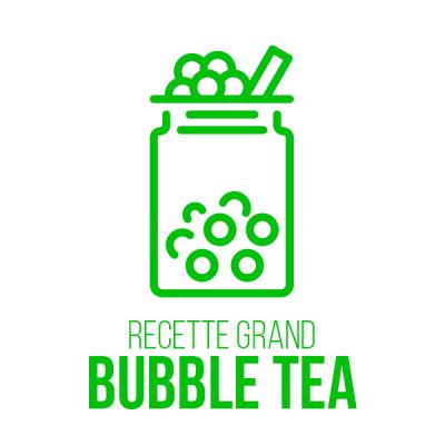 Recette grand Bubble tea