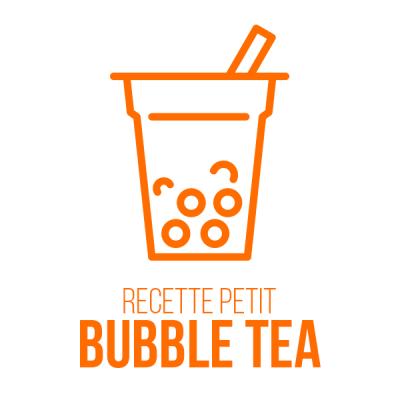 Recette petit Bubble tea