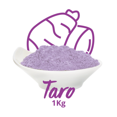 Poudre crémeuse - Taro 1KG