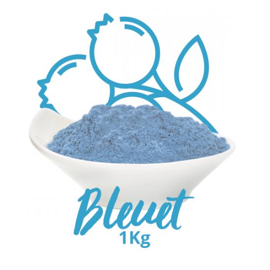Poudre crémeuse - Bleuet 1kg