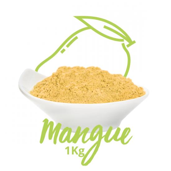 Poudre crémeuse - Mangue 1KG
