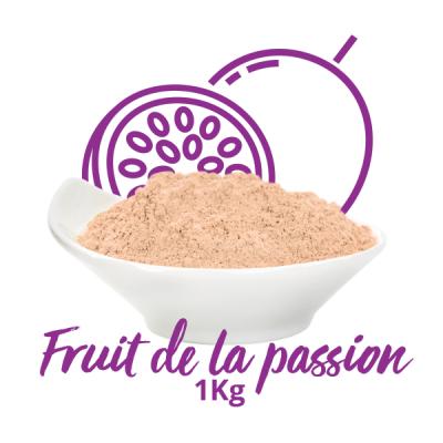 Poudre crémeuse - Fruit de la Passion 1KG