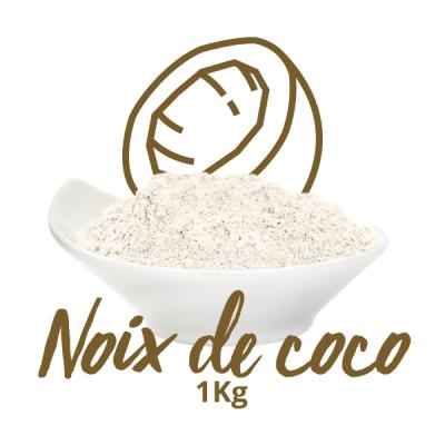 Poudre crémeuse - Noix de Coco 1KG