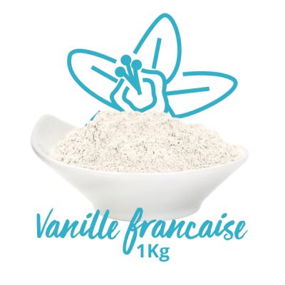 Poudre crémeuse - Vanille Française 1KG