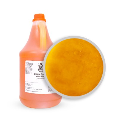 Sirop | Orange 2.5 KG